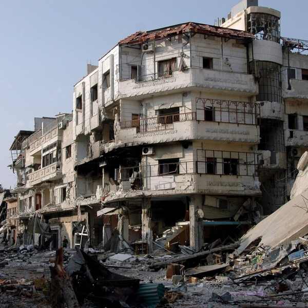 Damaskus 2012