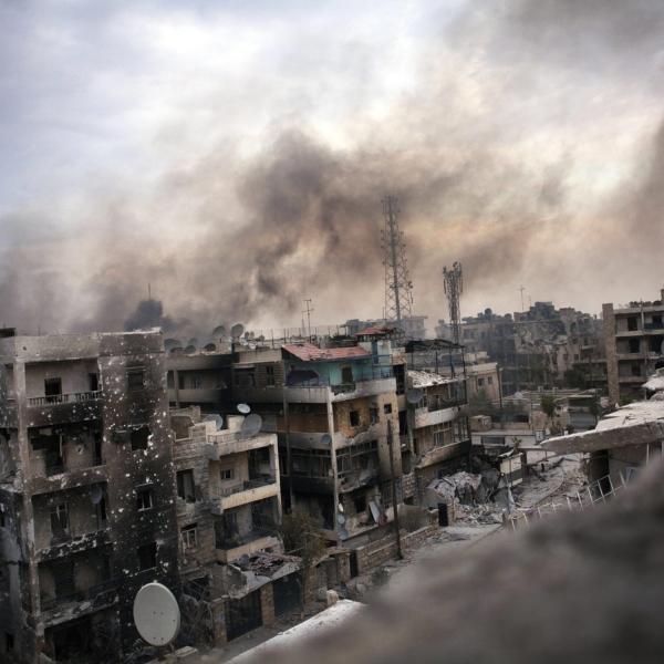 Aleppo 2012