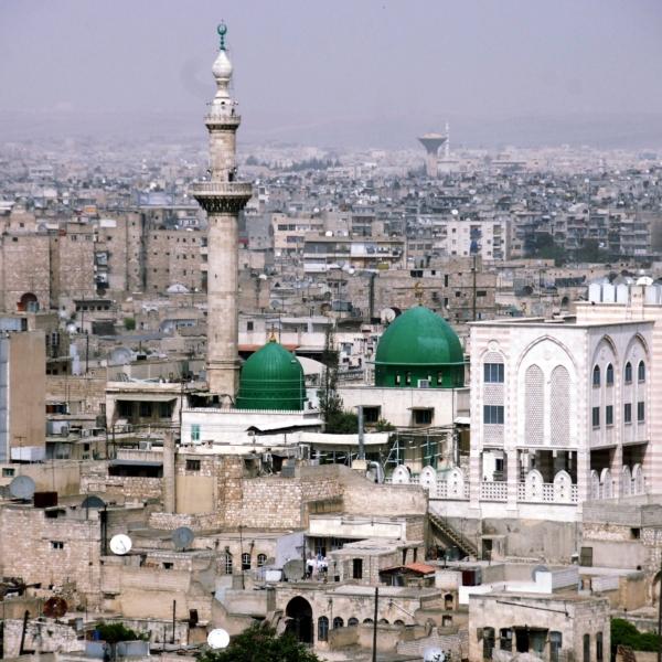Aleppo 2007