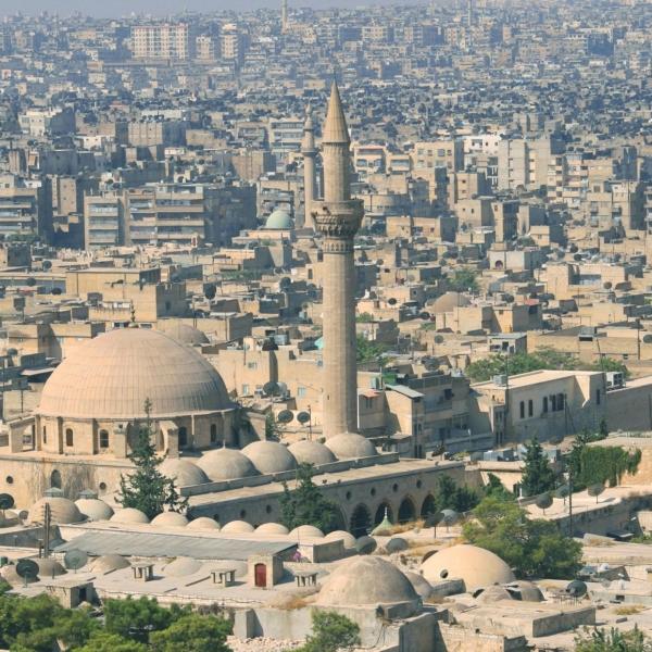 Aleppo 2009