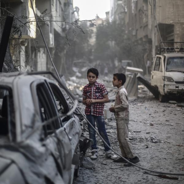 Damaskus 2015