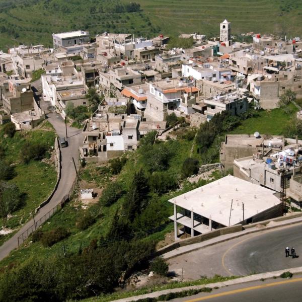 Homs im Jahr 2007
