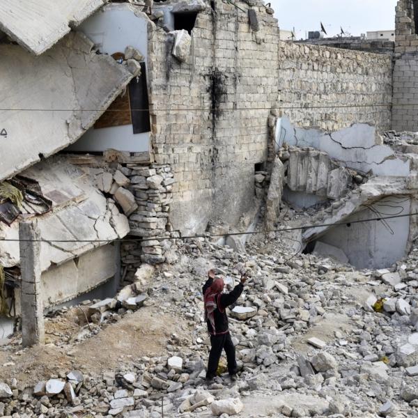 Aleppo 2014